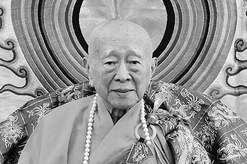 南京栖霞古寺法宗长老安祥示寂 世寿104岁