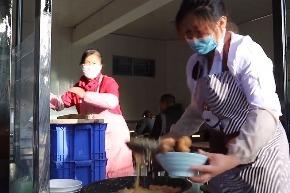 在金昌传承了三代的特色早餐,30年来圈粉无数