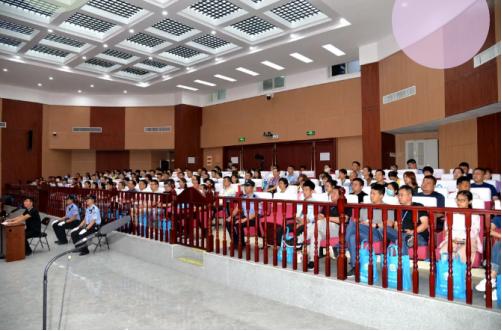 """三门峡湖滨区法院成功举办""""公众开放日·请您当法官""""活动"""