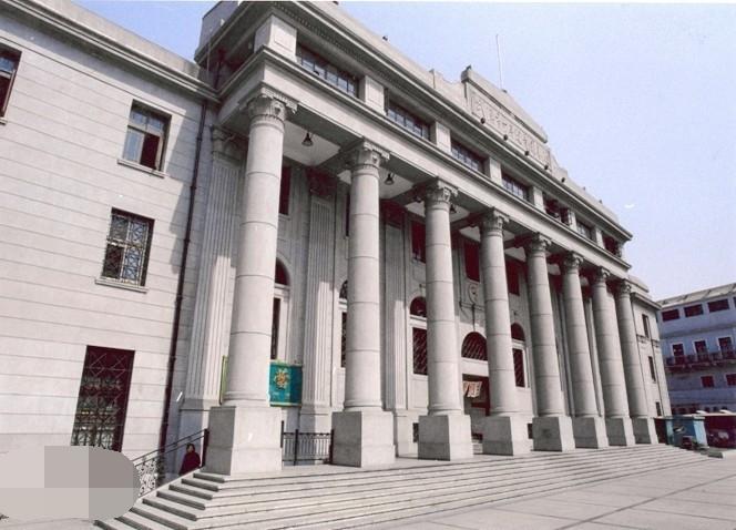 圖3:天津金城銀行大樓舊址