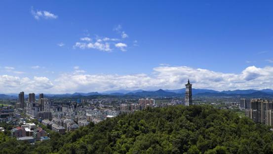 老余杭山水十景——双千年古镇的美