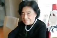 张灵甫遗孀:王玉龄(93岁)
