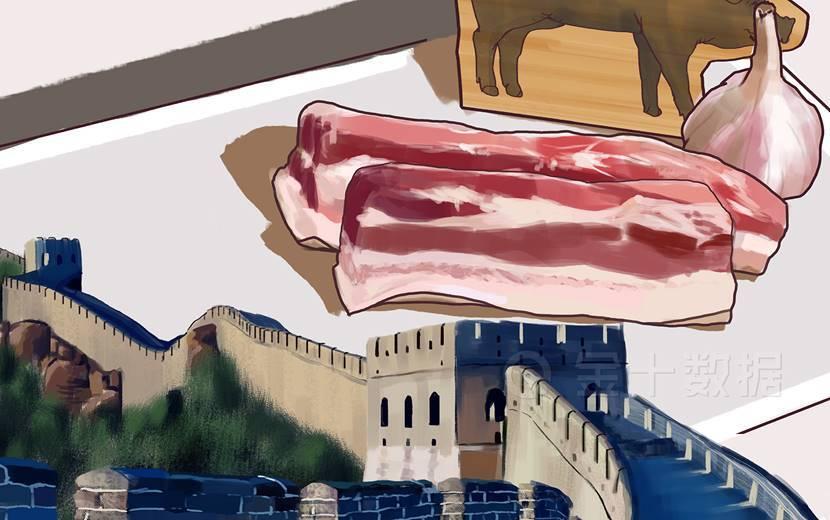"""1年消费5400万吨!中企跨界养猪,人工智能助推中国""""猪肉奇迹"""""""