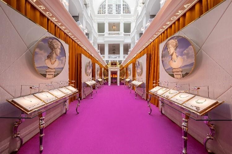 《【天辰公司】BVLGARI宝格丽Barocko高级珠宝系列于北京璀璨发布》