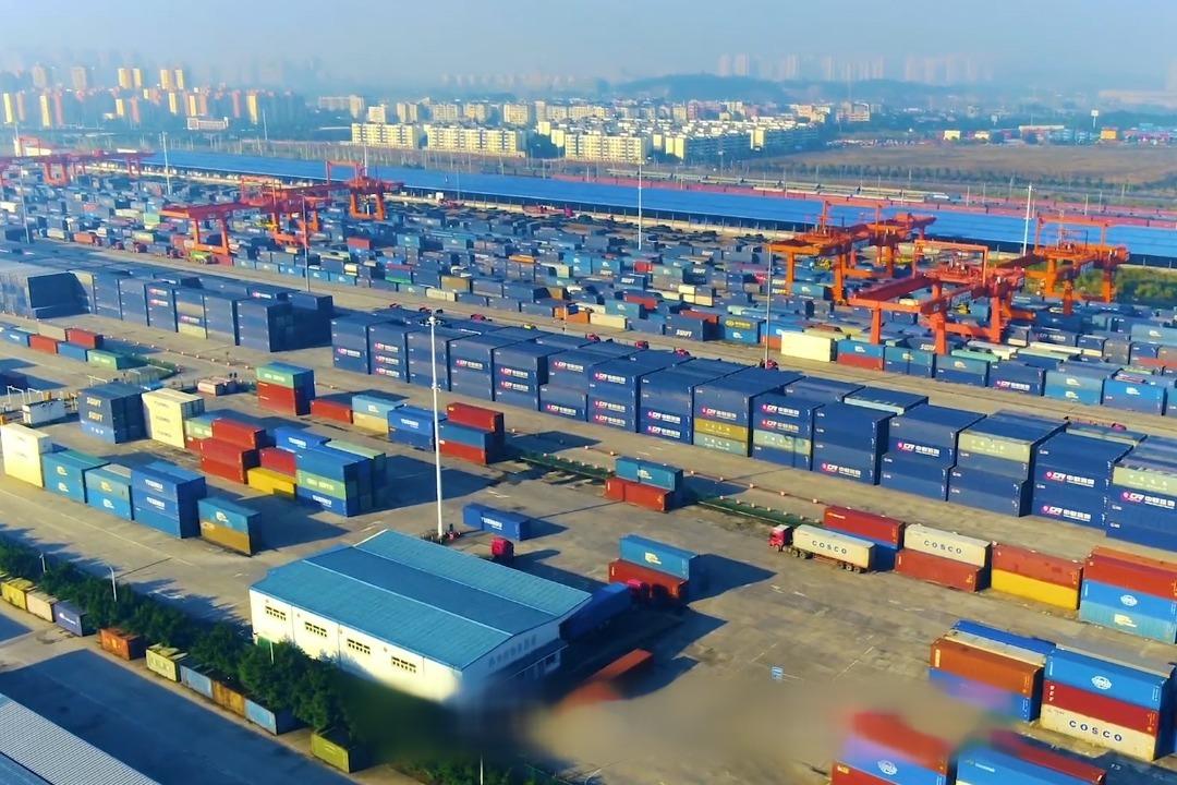 视频丨2019年重庆市物流运行情况通报