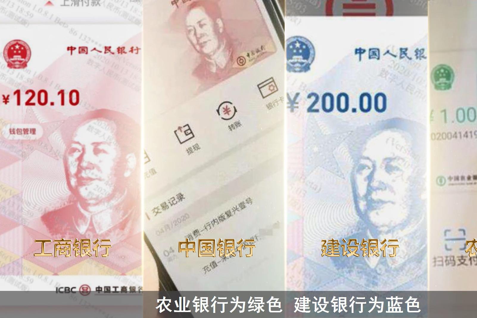 共200万人参与,5万人中签抢到,数字人民币正式开始应用了!