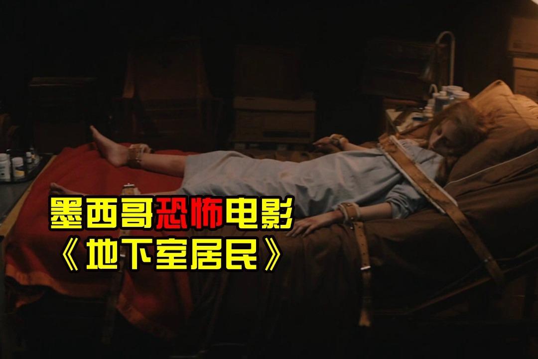 胆小者看的恐怖电影:几分钟看完墨西哥恐怖电影《地下室居民》