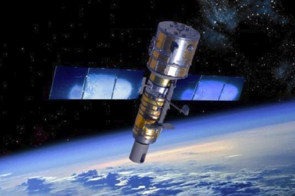 12颗卫星接通印度司令部,莫迪迎来最强外援,必须警惕边境小动作