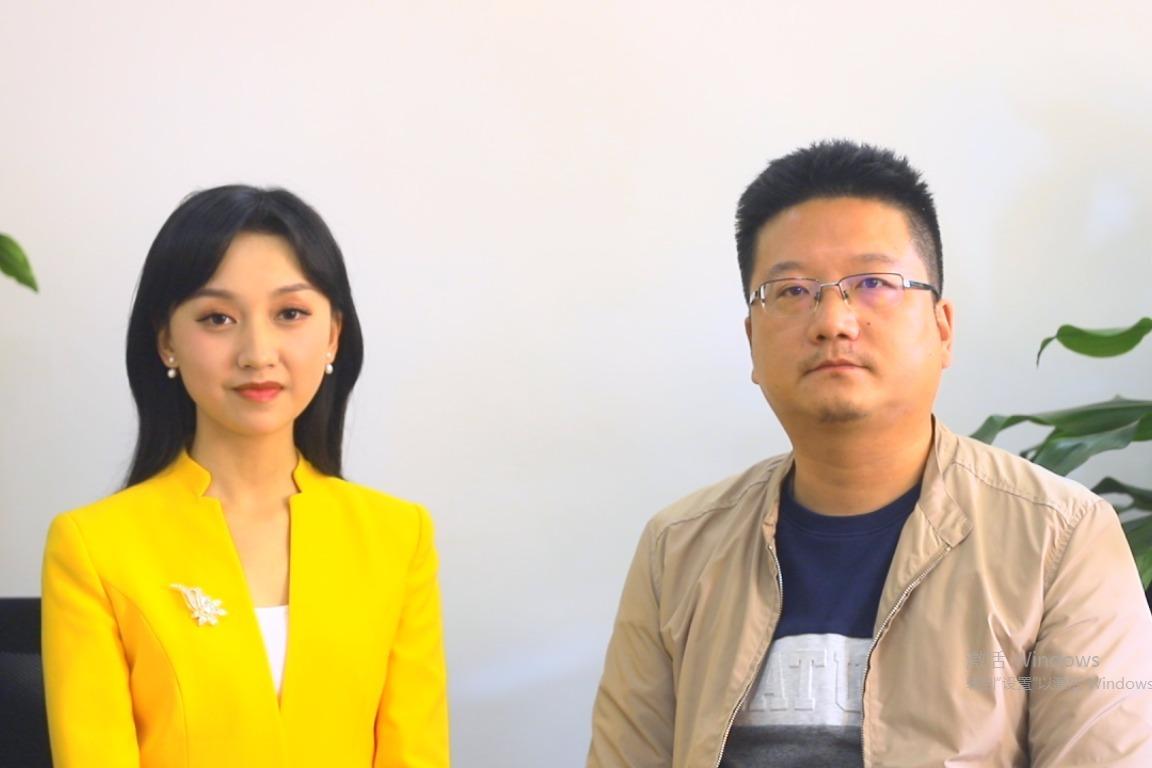 潼南区农委付强站长介绍潼南柠檬节助力2020脱贫攻坚决胜之年
