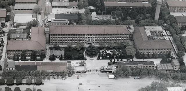 1969年,迁入大王基厂区的江南无线电厂