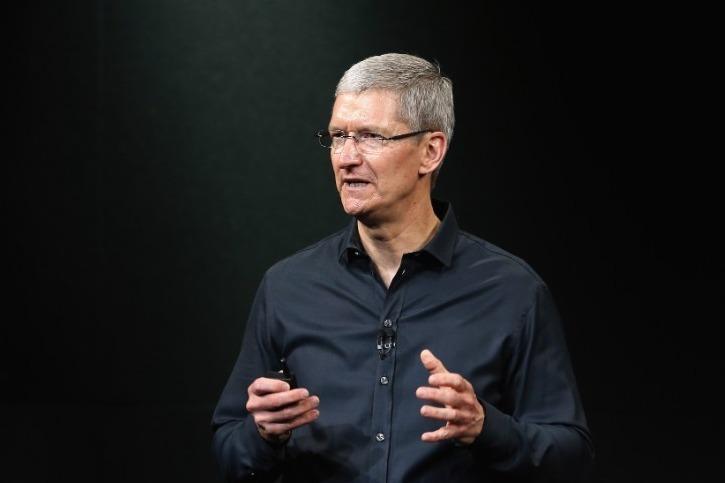 苹果大中华区销售额下降28%,库克:因为没在9月推出新iPhone