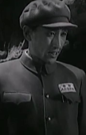 图13:《上甘岭》中的师长