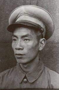 图5:志愿军特级英雄、特等功臣杨根思