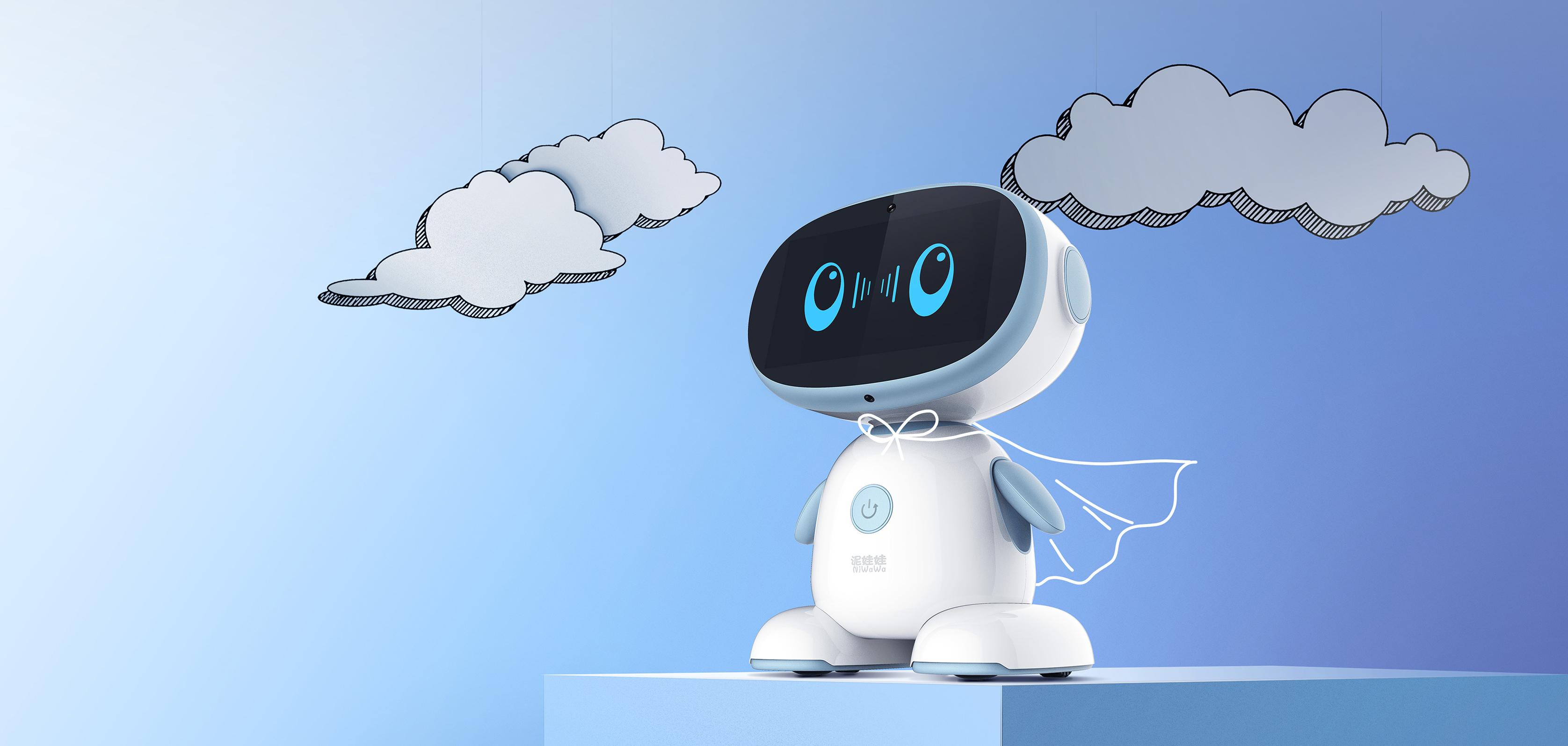 论人工智能未来发展趋势?儿童教育机器人会是下一个风口?