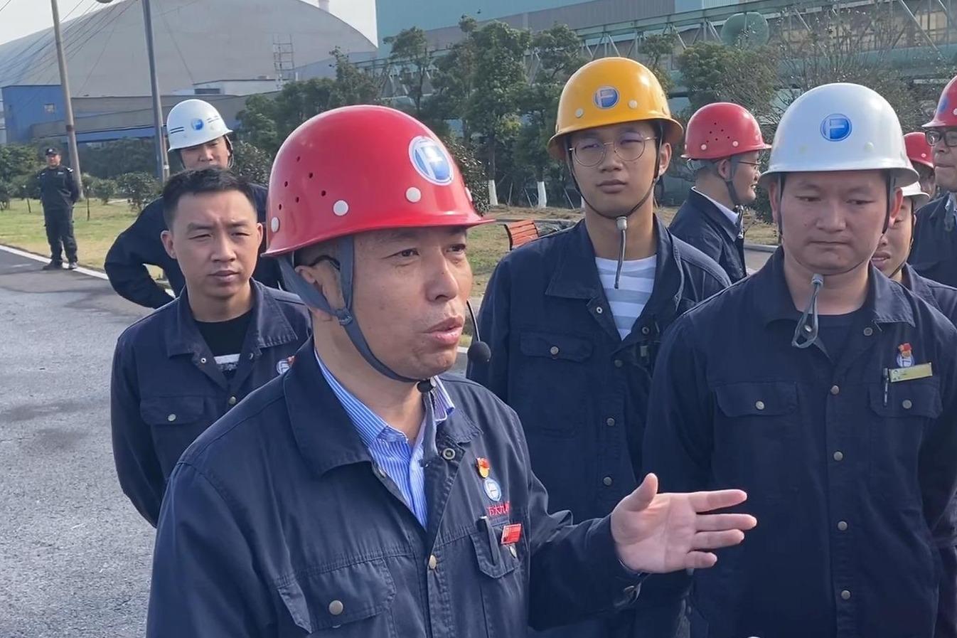 长江边,厂区变景区