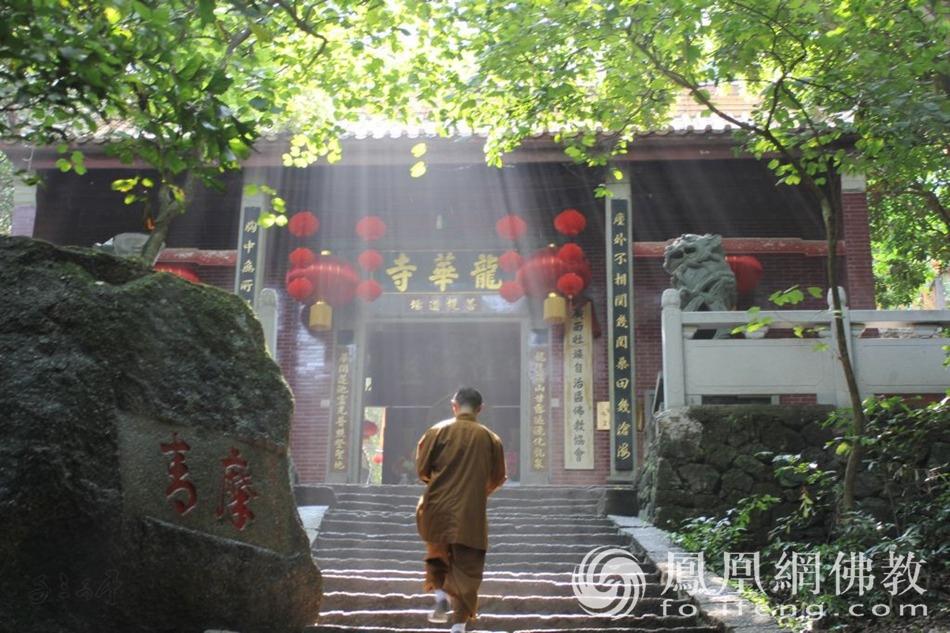 这座寺院不简单,近现代三位佛门泰斗在此驻锡!