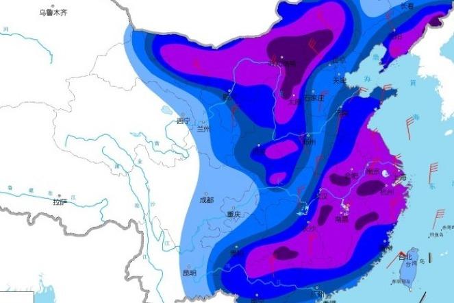 视频丨低温预警 重庆今冬将迎来最强寒潮