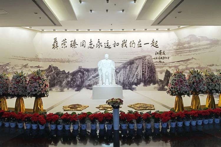 视频丨不朽英雄 纪念聂荣臻元帅诞辰121周年