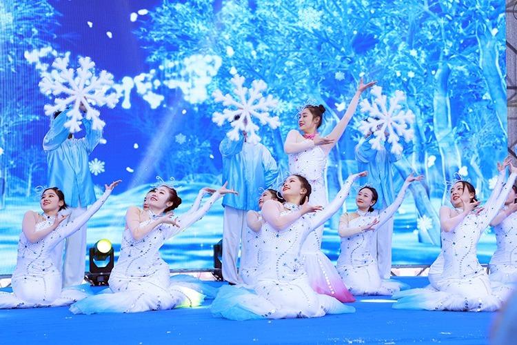 视频丨丰都南天湖首届冰雪旅游季正式启动
