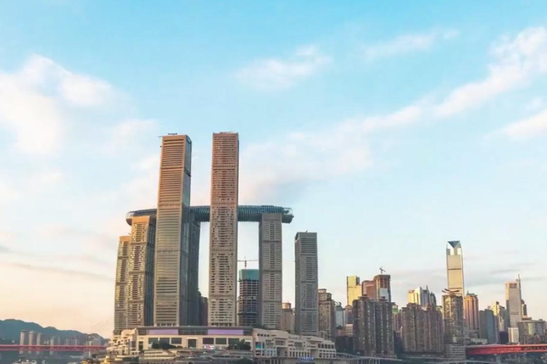 视频丨消费76.74亿元 重庆元旦游消费升温