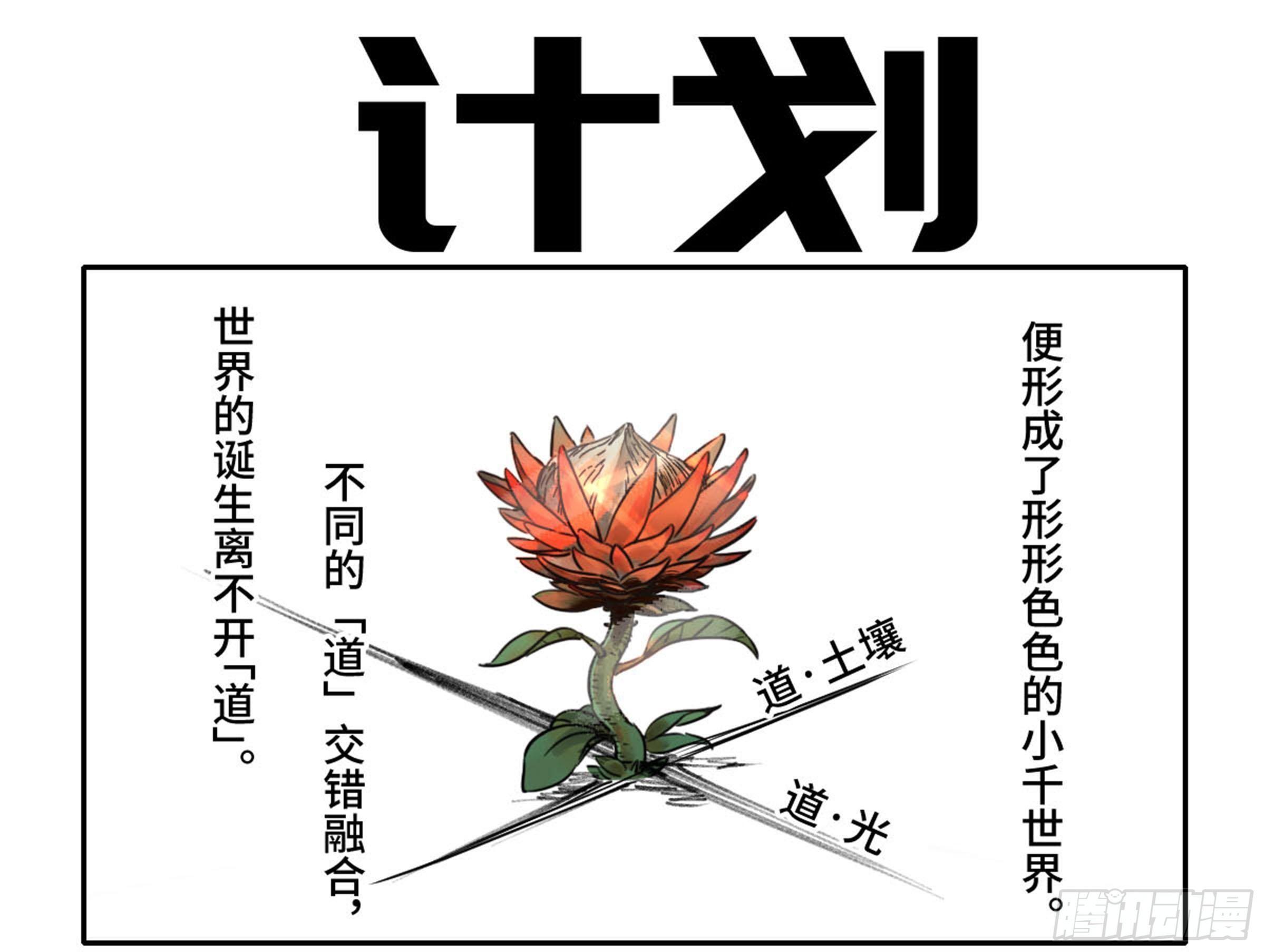 僵尸王漫画:传武 第二卷 103  计划