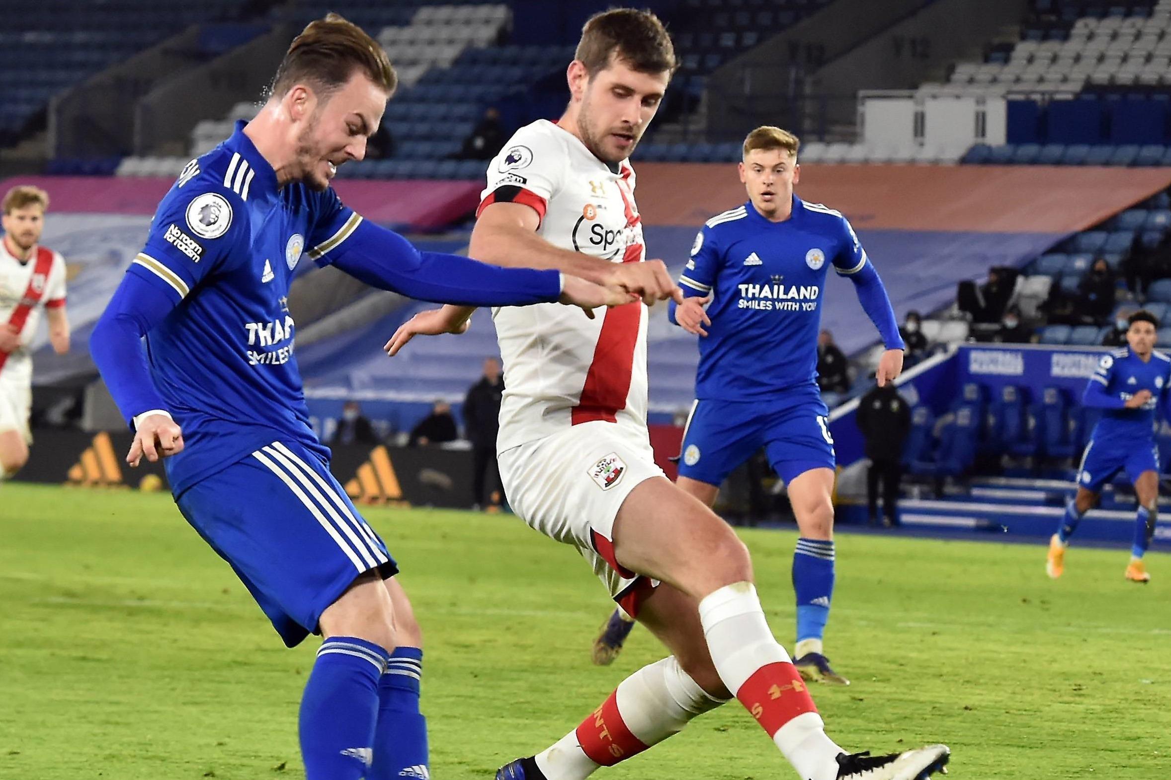 2-0!莱切斯特城排名英超第二,距榜首曼联仅1分,冲冠又来了