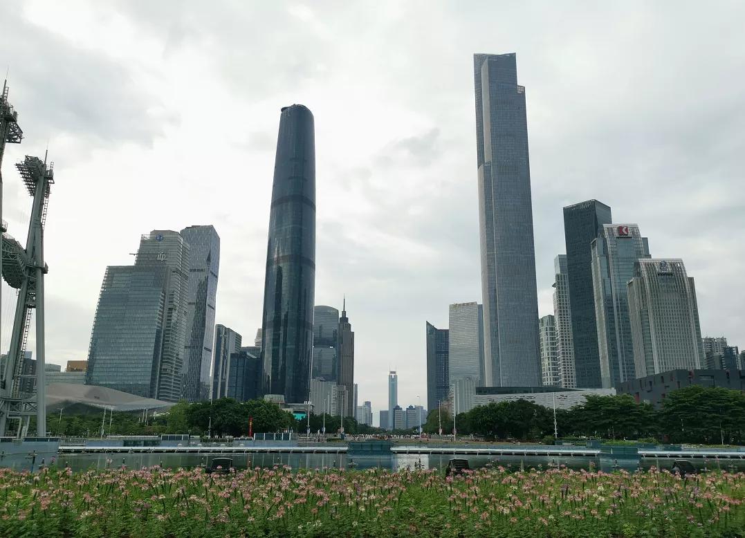 广州市gdp_广州11区一季度GDP出炉:天河总量继续领跑