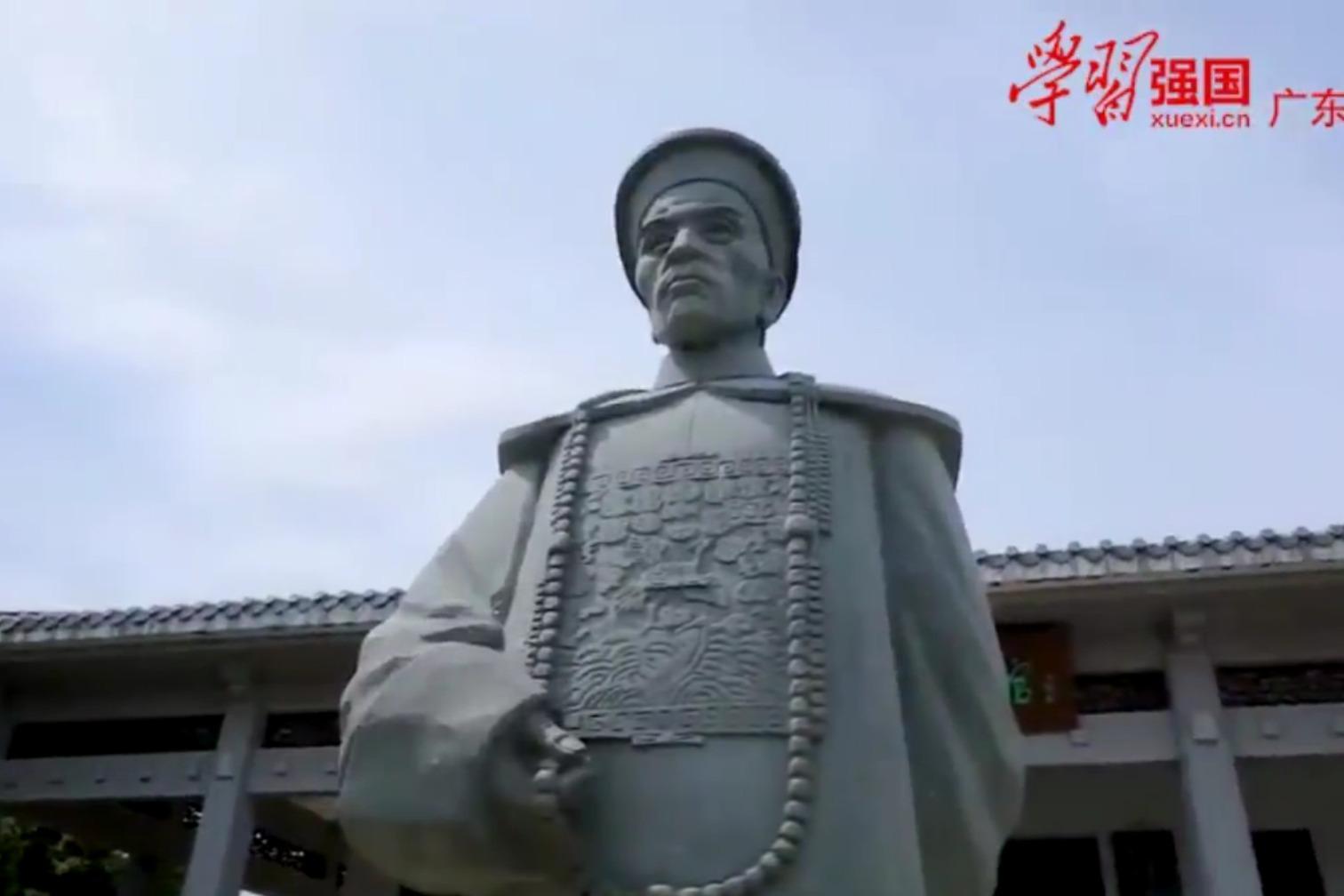 贤臣(陈瑸)故里——广东雷州南田村