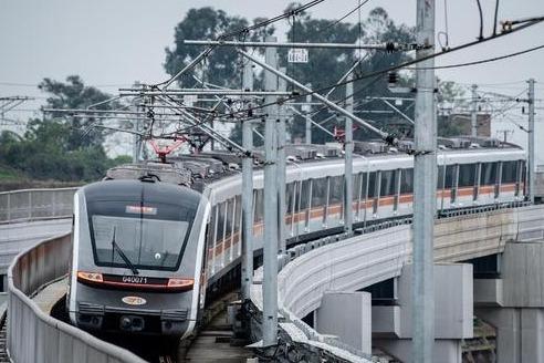 视频丨重庆轨道交通第四期4条线路集中开工 新增198公里