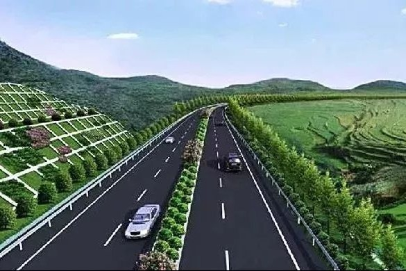 视频丨助力成渝双城经济圈 大内高速重庆段预计今年建成通车