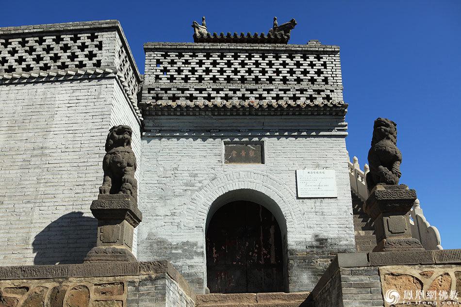 长治观音堂(图片来源:凤凰网佛教 摄影:曹立君)