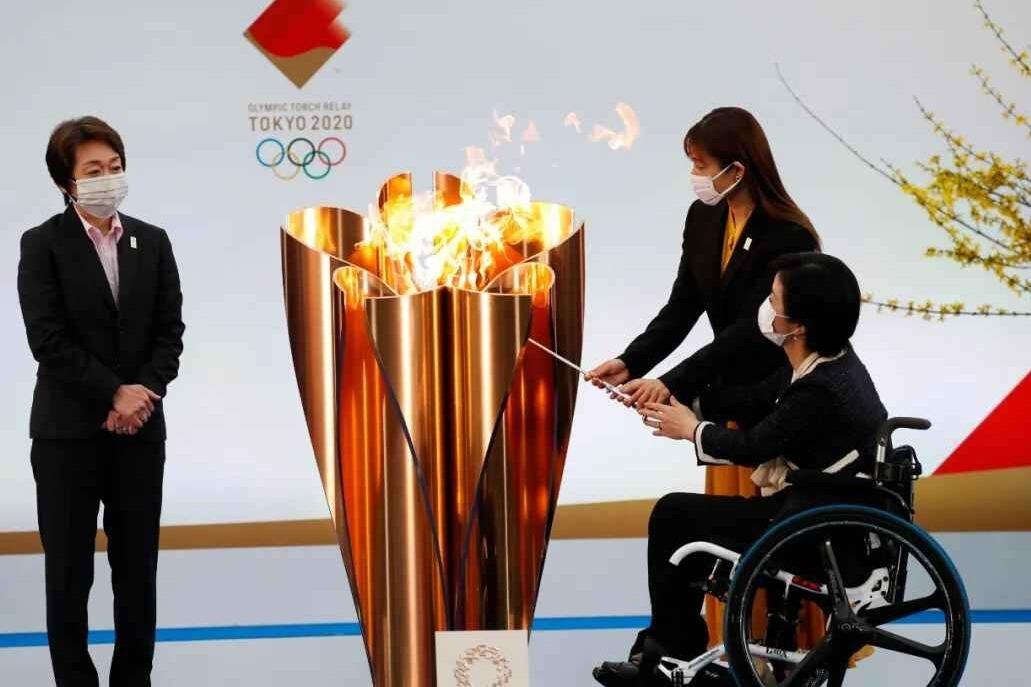 凤凰现场直击|370天的等待!东京奥运会圣火传递今日开启