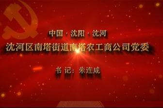 【视频】党,就在身边——沈阳南塔农工商公司党委