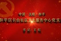 【视频】党,就在身边——沈阳市和平区马路湾街道太平里社区党委