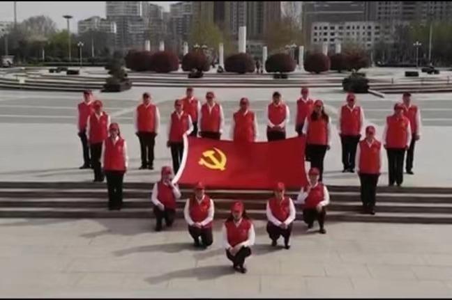 商丘市梁园区财政局:重温红色经典颂党恩  牢记初心使命庆华诞