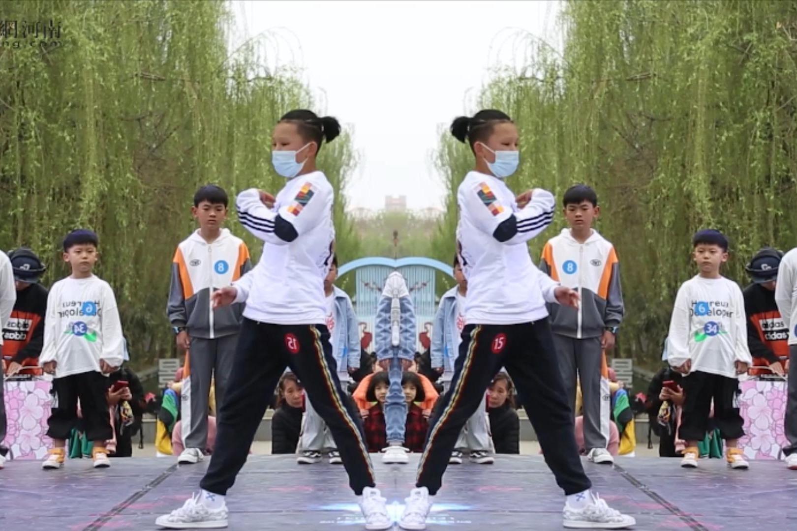 第七届中国(鹤壁)樱花文化节【街舞邀请赛】