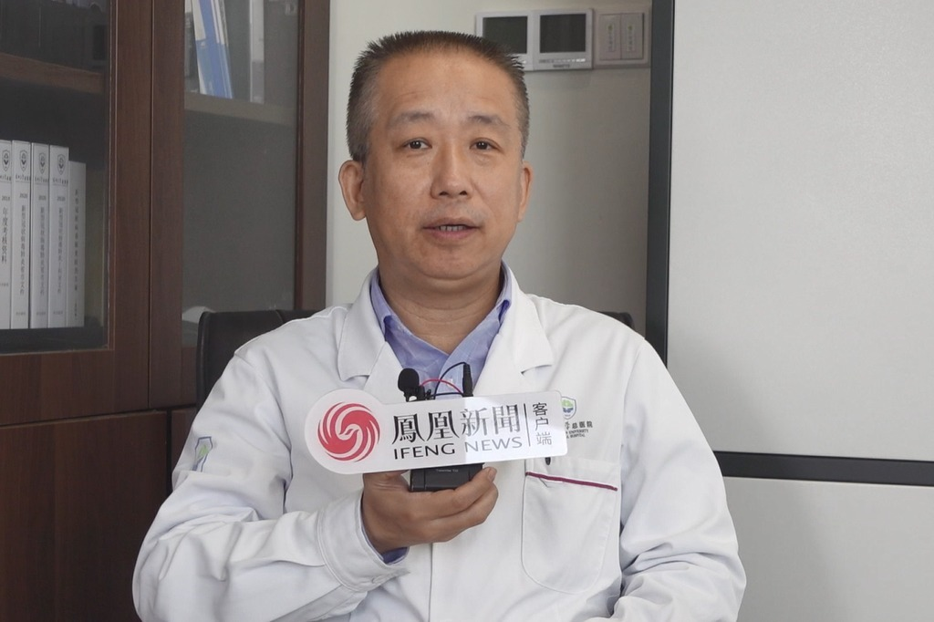 凤观察·健康深圳 | 李强:良好的生活方式助推构建健康深圳