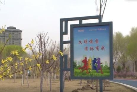 畅游春日金昌美景 让文明旅游成为新风尚