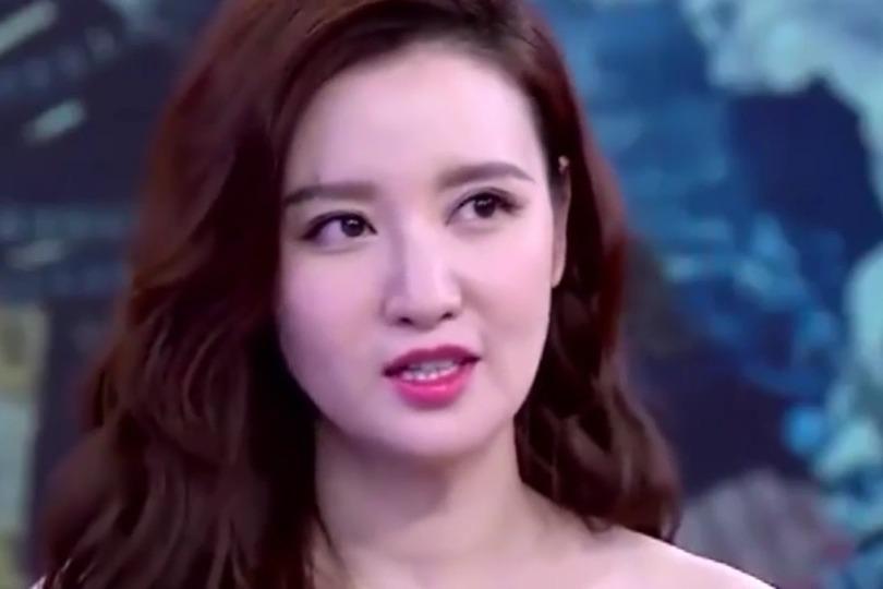 张萌曾是环球小姐冠军,坚持拍完武打戏留下遗憾