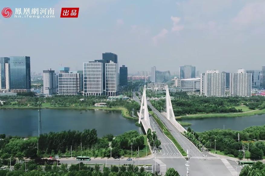 坐着地铁看郑州——画家付玉峰眼里的郑州