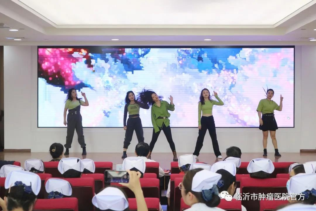 临沂市肿瘤医院举办庆祝5.12国际护士节系列活动