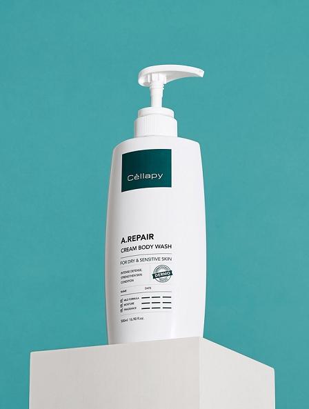 韩国谜尚(MISSHA)旗下品牌Cellapy修复身体沐浴露升级版上市