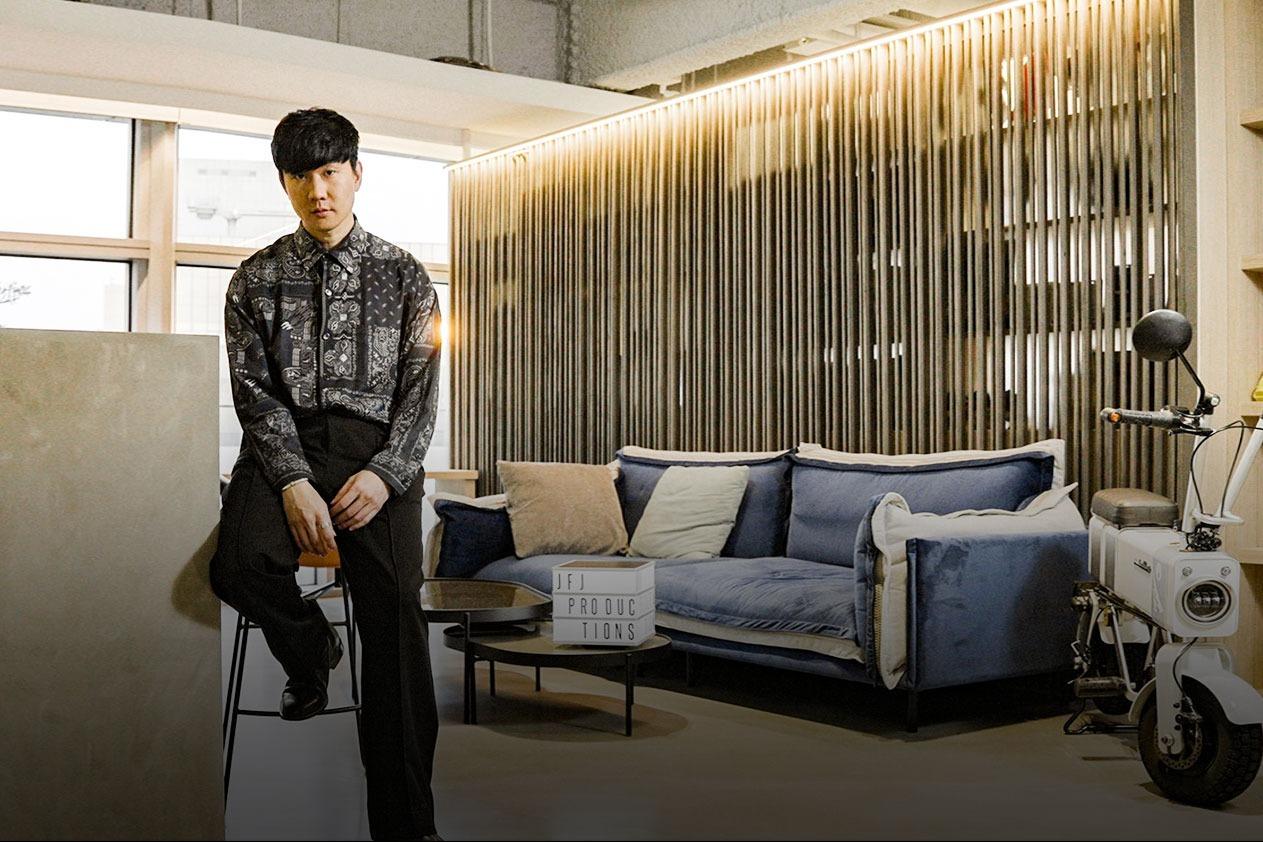 40岁的林俊杰:单身没娃,把爱好玩到极致