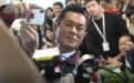 古天乐宣萱十七年后再度合作,宣萱爆料古老板现场很严肃!