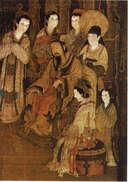中国古代同性恋排行榜 西汉每位皇帝皆有此好 图