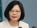 """蔡英文默认""""台湾共和国总统"""" 蓝委:不可姑息!"""