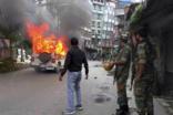 印度大吉岭分离势力持续动乱 印军被迫紧急撤离