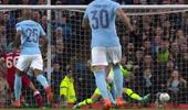 欧冠-赫苏斯闪击萨拉赫破门 利物浦2-1双杀曼城晋级