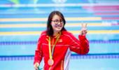 孙杨200米自由泳预赛第一晋级 傅园慧200米仰泳出局