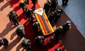 津巴布韦为前总统?#24405;?#36125;举行盛大国葬